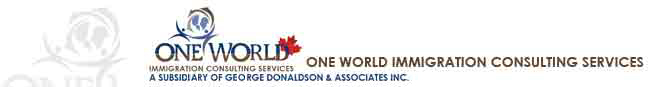 one world immigration canada